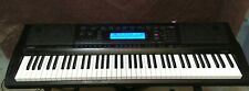Casio WK-500 Electronic Keyboard  Power Adapter Great Sounds! Only $10 SHIPPING!