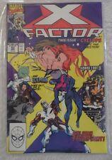 Marvel X Factor # 53 Aug 1990 ( Cb # 47 )