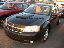 2008-2014 Hood Scoop for Dodge Avenger by MrHoodScoop UNPAINTED HS002