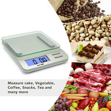All-In-One Digital LCD Kitchen Scale Electronic Food Diet Postal Scale Weight