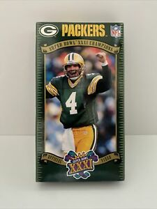 OFFICIAL VHS GREEN BAY PACKERS Super Bowl XXXI Video Tape VHS