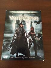 VAN HELSING  - ED COLECCIONISTA 2 DVD - DIGIPACK - HUGH JACKMAN, KATE BECKINSALE