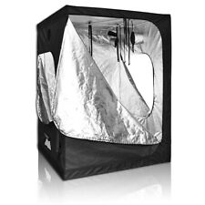 60x60x78 in 100% Reflective Mylar Hydroponic Grow Tent Non Toxic Plants Room Hut