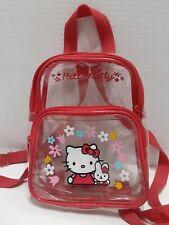Hello Kitty Mini Backpack Bag