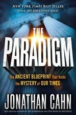 [NEW] The Paradigm by Jonathan Cahn (Hardcover) +CD