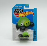 Hot Wheels HW City Angry Birds Minion Pig 2013 New Free Shipping