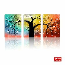 Modern Tree of Life Abstract Canvas Wall Painting Art Decor Ready To Hang Framed