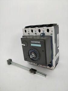 SIEMENS 3VL3725-1AA46-0AA0 Circuit breaker w/ 3VL9325-7EJ40