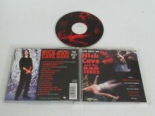 NICK CAVE AND THE BAD SEEDS/THE BEST OF(MUTE 501602560188) CD ALBUM