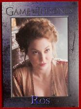 GAME OF THRONES - ROS - Season 3, Card #72 - Rittenhouse - 2014