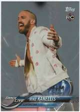 2018 Topps WWE Wrestling Silver Parallel /25 #59 Mike Kanellis