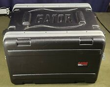Gator Case Molded Pro Audio Equipment Component Electronic Unit Rack Road Case