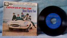THE DAVE CLARK FIVE - CATCH US IF YOU CAN + 3 RARE ORIGINAL SPAIN EP YEAR 1966