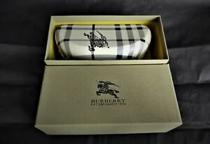 Burberry Glasses Case and Cleaning Cloth