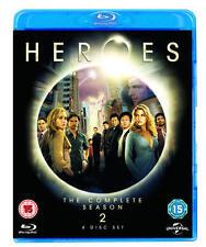 Heroes: Season 2 (Box Set) [Blu-ray]