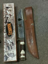 Vintage Marbles Wildlife Series 1 Of 100 Mr8004 Comes With Box And Sheath