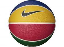 Nike Official Basketball Mini Small Size 3 Uni Red Blue Retro Practice Skill Kid