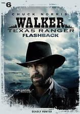 Walker, Texas Ranger: Flashback (AKA Legend) (DVD, 2016)