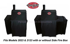 Char-Griller Wrangler Grill Cover Fits Model Numbers 2823 & 2123