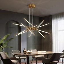 Nordic Sputnik Chandelier Modern Living Room Dimmable Study Room Ceiling Light