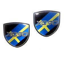 "VOLVO XC90 EXECUTIVE reflective film polyurethane resin,1.65""x1.65"" (42x42 mm)"