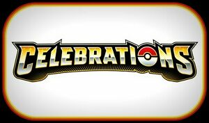 50x CELEBRATIONS Codes Pokemon Online Booster Code 25th Sword Shield EMAIL FAST!