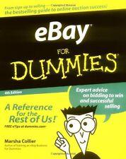 eBay For Dummies,Marsha Collier