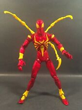 "MARVEL LEGENDS SPIDER-MAN ORIGINS IRON SPIDER 6"" FIGURE"