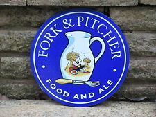 Enamel Collectable Beer Signs
