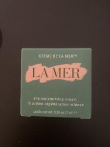 La Mer Creme De La Mer The Moisturizing Cream 0.24 oz /7 mL NIB Travel Size