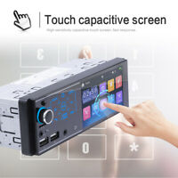 Multi-functional 1 Din 4.1-Inch Screen Bluetooth Car Stereo FM Radio MP5 Player