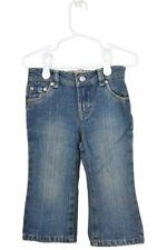Levi's Girls Jeans 18-24 MO Blue Cotton