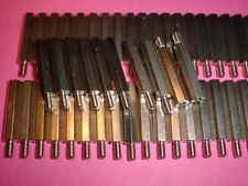 50x Distanzbolzen 24mm Innen/Aussen 3mm SW 5mm