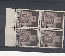 Austria 1956 UNO MNH/MLH block of 4