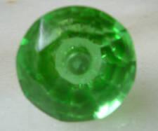 Commode Placard Meuble tirer Bouton de porte Minuscule vert coupe verre 22mm