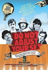 Do Not Adjust Your Set (DVD, 2005, 2-Disc Set) W/MINI POSTER, GREAT SHAPE