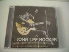 ICON : JOHN LEE HOOKER - HOOKER JOHN LEE (CD) NEUF EMBALLE.