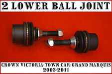 Set of 2 Lower Ball Joint 2003-2011 Crown Victoria, Town Car, Grand Marquis 4.6L