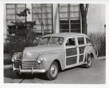 Old Photo.  1941 Chrysler Town and Country Auto