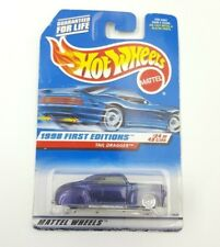 Hot Wheels 1998 First Editions 24/40 Tail Dragger #659 1/64 Car