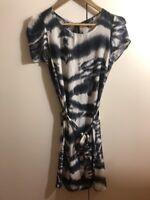 Saba Grey Dress Size 6