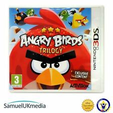 Angry Birds Trilogy (Nintendo 3DS) **GREAT CONDITION**