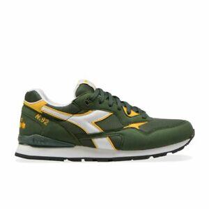 Diadora N.92 Men's Sneakers Casual Shoes Lifestyle Italian Shoes