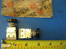 Vintage Master Specialties Co. Momentary Micro Push Button DPST 4535-100 1B Qty2