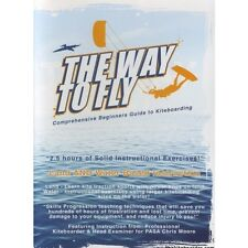 The Way to Fly Kiteboarding 2nd Edition (2015) DVD NEW Sealed