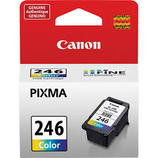 Genuine Canon CL246 color ink cartridge CL 246 for PIXMA MG3022 MG2420 MG2520