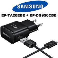 Alimentatore 15W veloce+cavo USB-C SAMSUNG per ZTE Grand X 3 TN20