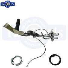"""65-67 GM A Body Fuel Gas Tank Sending Unit 3/8"""" 2 Line New Stainless Steel"""
