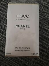 Chanel Coco Mademoiselle 100ml Women Perfume Brand New In Box Sealed