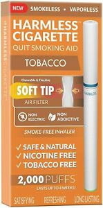 Quit Smoking | New - Safe & Natural Cigarette Replacement to Help Stop Cravings